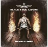 Black Star Riders Heavy Fire Picture Vinyl LP