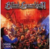 Blind Guardian A Night At The Opera Remastered 2017 CD