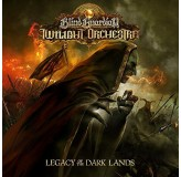Blind Guardian Twilight Orchestra Legacy Of The Dark Lands Clear Vinyl LP2