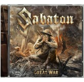 Sabaton Great War CD