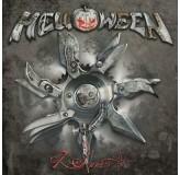 Helloween 7 Sinners Clear Vinyl LP2