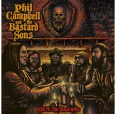 Phil Campbell And The Bastard Sons Were The Bastards CD