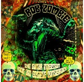 Rob Zombie Lunar Injection Kool Aid Eclipse Conspiracy CD