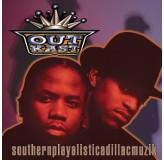 Outkast Southernplayalisticadillacmuzik CD