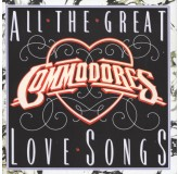 Commodores All The Great Love Songs CD