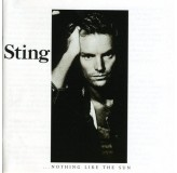 Sting Nothing Like The Sun Remasters CD