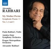Paula Rahbari Alexander Rahbari Rahbari My Mother Persia CD