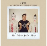 Coil Plastic Spider Thing CD+DVD