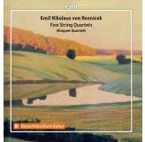 Minguet Quartett Von Reznicek Five String Quartets CD2