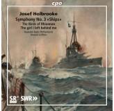 Howard Griffiths Deutsche Radio Philharmonie Holbrooke Symphony No. 3 ships CD