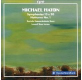 Lavard Skou Larsen Haydn Symphonies 13&20 CD