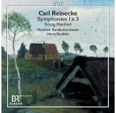 Henry Raudales Reinecke Symphonies 1&3, Konig Manfred CD