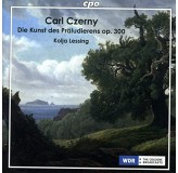 Kolja Lessing Czerny Die Kunst Des Praludirens Op.300 CD2