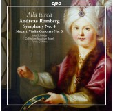 Julia Schroder Romberg Alla Turca CD