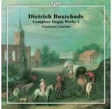 Friedhelm Flamme Buxtehude Complete Organ Works 1 SACD2