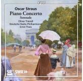 Oliver Triendl Straus, O Piano Concerto, Serenade CD