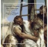 Florian Heyerick Ex Tempore Graupner Leiden Jesu CD