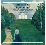 Michael Hofstetter Enna Symphony No.2, Fairy Tale CD