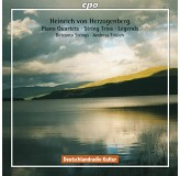 Andreas Frolich Herzogenberg Piano Quartets, String Trios CD2