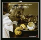 Les Amis De Philippe Anonymous Six Concertos CD