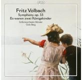 Golo Berg Sinfonieorchester Munster Volbach Symphony Op.33 CD
