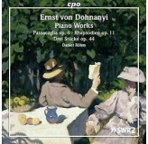 Daniel Rohm Von Dohnanyi Piano Works CD