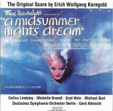 Soundtrack A Midsummer Nights Dream By Erich W Korngold CD