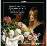 Frank Beermann Ndr Radiophilharmonie Fesca Symphonies 2&3 CD