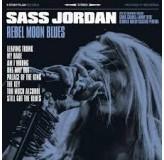 Sass Jordan Rebel Moon Blues CD