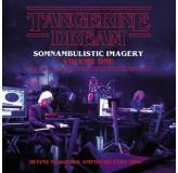 Tangerine Dream Somnambulistic Imagery Volume One Irvine Meadows Amphitheatre 1986 LP
