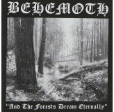 Behemoth And The Forests Dream Eternaly Clear Vinyl LP