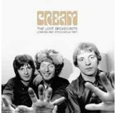 Cream Lost Broadcasts London And Stockholm 1967 LP