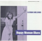 Lucinda Williams Happy Woman Blues CD