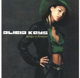 Alicia Keys Songs In A Minor CD