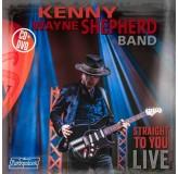 Kenny Wayne Shepherd Band Straight To You Live CD+DVD