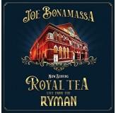 Joe Bonamassa Now Serving Royal Tea Live From The Ryman Transparent Vinyl LP2