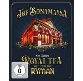 Joe Bonamassa Now Serving Royal Tea Live From The Ryman DVD