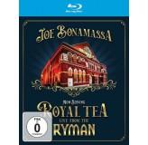 Joe Bonamassa Now Serving Royal Tea Live From The Ryman BLU-RAY