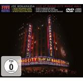 Joe Bonamassa Live At Radio City Music Hall CD+DVD