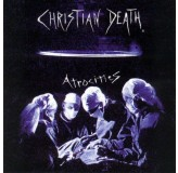 Christian Death Atrocities White Vinyl LP