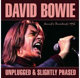 David Bowie Unplugged & Slightly Phased CD