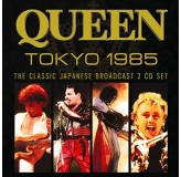 Queen Tokyo 1985 CD2
