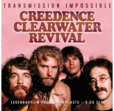 Creedence Clearwater Revival Transmission Impossible Fm Broadcasts CD3