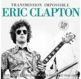 Eric Clapton Transmission Impossible Radio Broadcasts From The 1960S-1990S CD3