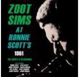 Zoot Sims At Ronnie Scotts 1961 CD