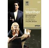 Chor Und Orchester Der Wiener Staatsoper/jordan Massenet Werther Dvd DVD
