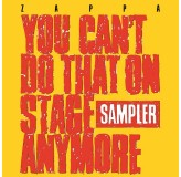 Frank Zappa You Cant Do That On Stage Anyomore Rsd 2020 Yellow & Red Vinyl LP2