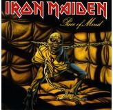 Iron Maiden Piece Of Mind LP+DVD