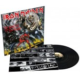 Iron Maiden Number Of The Beast LP