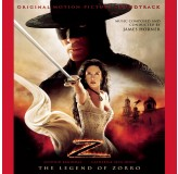Soundtrack Legend Of Zorro Music By James Horner CD